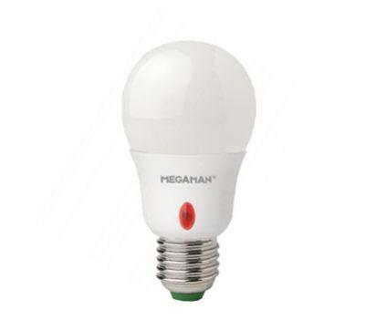 Megaman MM07263 LED Classic Sensorlight 5,5-40W E27 Warm wit