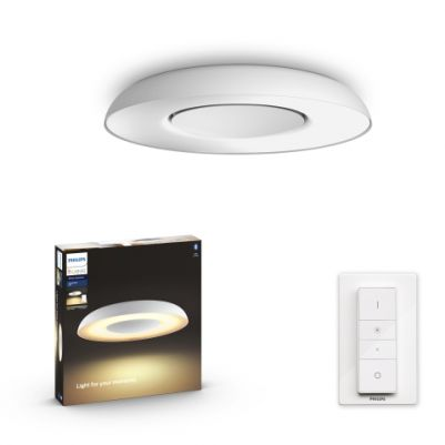 Philips 3261331P6 Hue Still Plafondlamp Wit White Ambiance inclusief DIM Switch