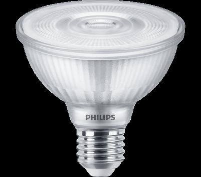 Philips 76862100 Master LEDspot D PAR30S 9,5-75W E27 Wit 25°