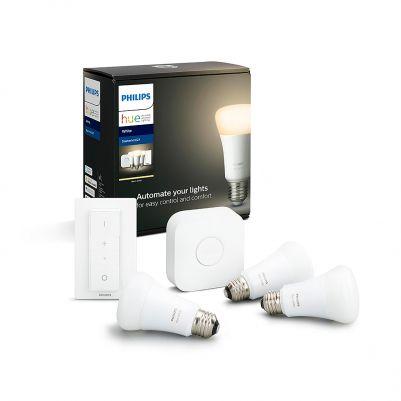 Philips 78523200 Hue White E27 (starter kit)