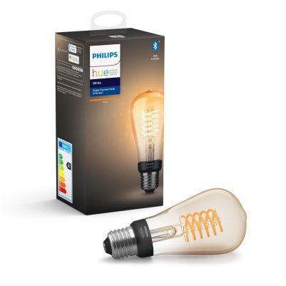 Philips 68886800 Hue White Filament 7W E27 ST64