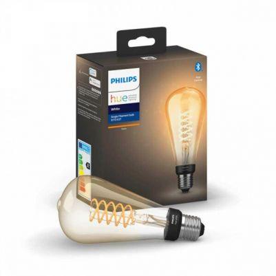 Philips 8719514279179 Hue White Filament 7W E27 ST72