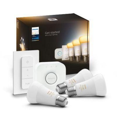 Philips 929002468403 Hue White Ambiance E27 (starter kit)