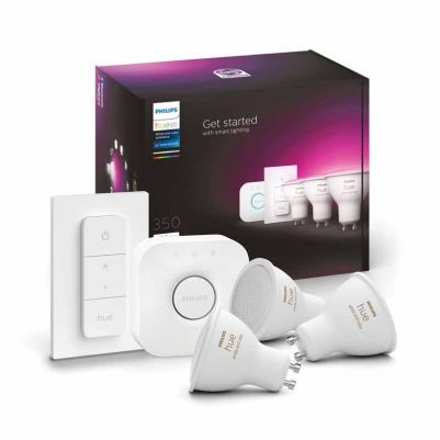 Philips 929001953113 Hue White and Color Ambiance GU10 (starter kit)