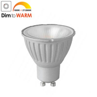 Megaman MM09680 Reflector PAR16 6-50W GU10 Dim to warm 35° Ra97