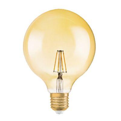 Osram 4052899962071 Vintage 1906 LED Globe G125 4,5-36W E27 Gold