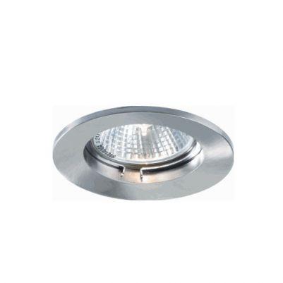 Lumiance 3083560 Inset trend 62 flush Geborsteld staal (GU10)
