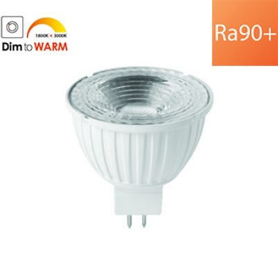 Megaman MM09918 Reflector 18V 6,5-50W GU5.3 Dim to warm 36° Ra97