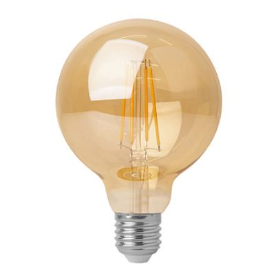 Megaman MM10023 Filament Globe 1,9-60W E27 Flame
