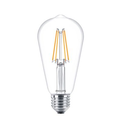 Philips 57403400 Classic LED Lamps ST64 4-40W E27 Warm wit