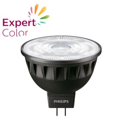 Philips 73544200 Master LED ExpertColor 7,5-43W MR16 Warm wit 36° Ra92