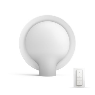 Philips 4097531P7 Hue Felicity tafellamp White Ambiance inclusief DIM Switch