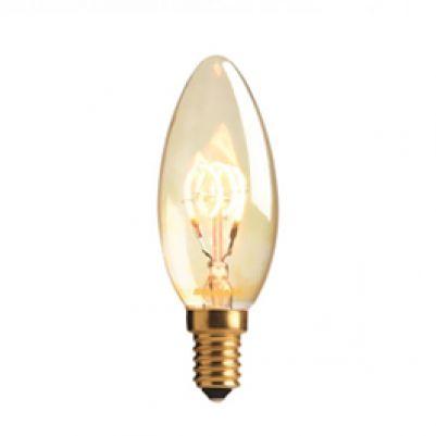 Sylvania 0028010 ToLEDo Vintage 2,3-12W E14 Kaarslicht