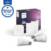 Philips 69691700 Hue White and Color ambiance E27 (starter kit)