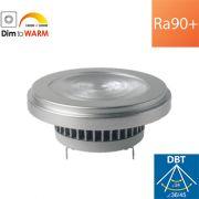 Megaman MM10018 Reflector AR111 12-75W G53 36V Dim to warm 24°/45° Ra97