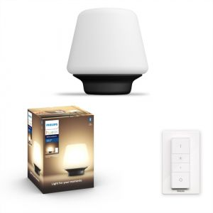 Philips 4080130P6 Hue Wellness tafellamp White Ambiance inclusief DIM Switch
