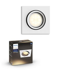 Philips 5042131P9 Hue Milliskin Inbouwspot Hue White Ambiance (GU10) Wit