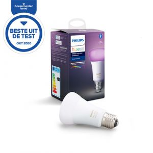 Philips 67310900 Hue White and Color Ambiance 9W E27 (single pack)