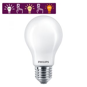 Philips 8719514263963 LED SceneSwitch 7,5-60W E27 Warm wit