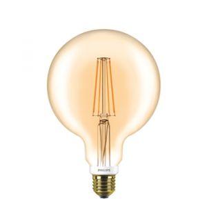 Philips 57577200 Classic LEDGlobe G120 7-50W E27 Gold Flame