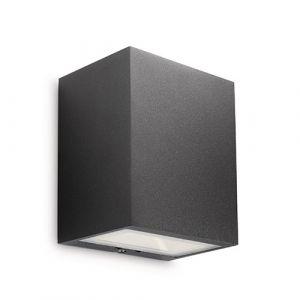 Philips 17209/30/16 myGarden Flagstone Zwart 3x 1W Warm wit