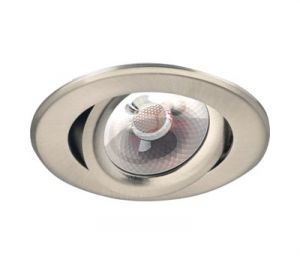 Philips 38290299 CoreLine Recessed Spot Aluminium mat 8-50W Warm wit 32° (richtbaar)