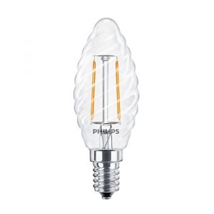 Philips 57411900 Classic LED Lamps ND ST35 2-25W E14 Warm wit